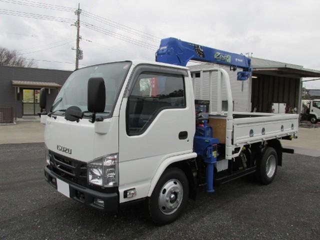 いすゞ タダノ3段 ラジコン・フックイン付