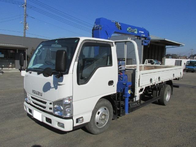 いすゞ  タダノ4段 ラジコン・フックイン 2t標準ロング