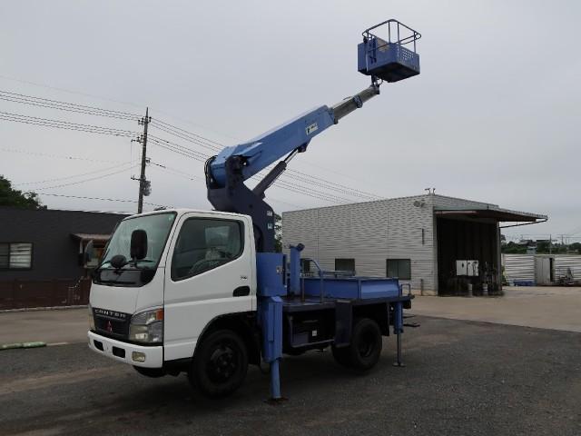 三菱ふそう キャンター  12m高所作業車
