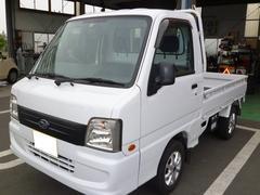 サンバートラックTC 4WD 運転席エアバック 助手席エアバック AC PS