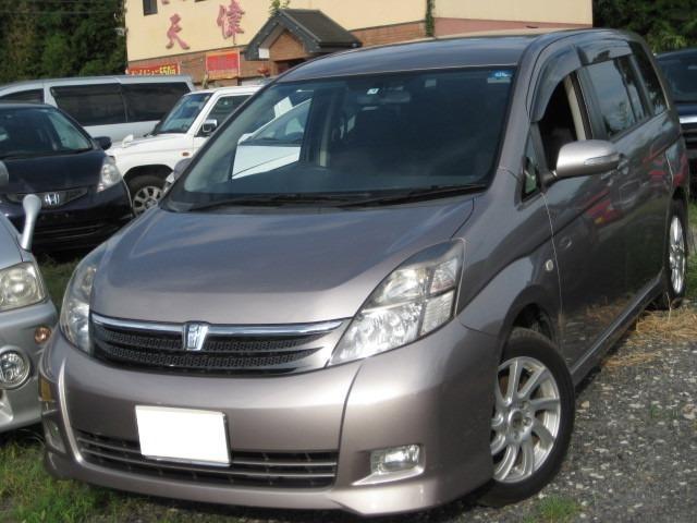 トヨタ プラタナ Gエディション アルミホイール CD CVT