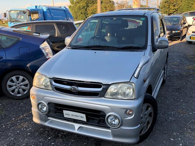 ダイハツ CL キーレスエントリー 4WD 車検平成32年11月まで