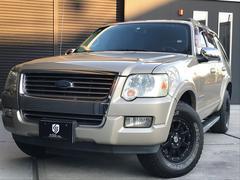 フォード エクスプローラーリミテッド 4WD サンルーフ 革シート シートヒーター