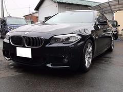 BMW523i Mスポーツ 11/17土曜日までの限定掲載です