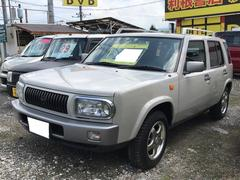ラシーンft タイプII ナビ 4WD アルミ CD AUX SUV