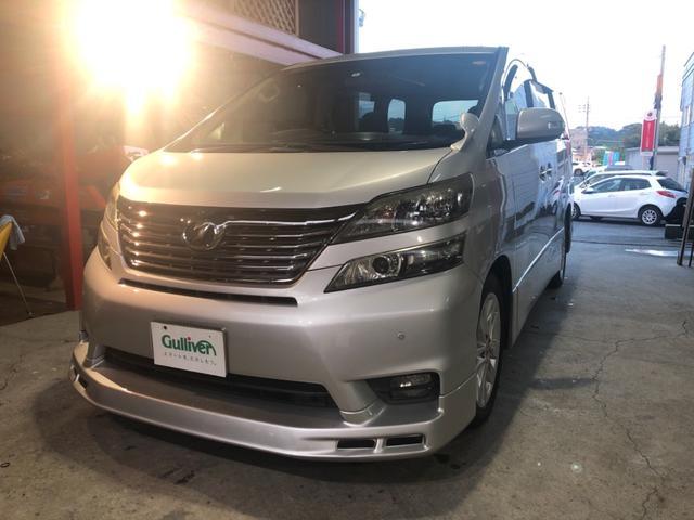 トヨタ 2.4Z 両側パワスラ 100V電源