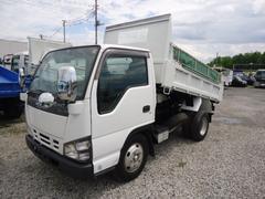 エルフトラック強化ダンプ3トン車