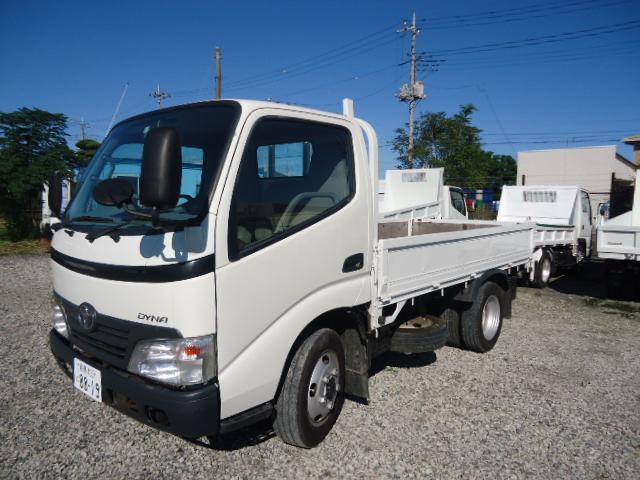 トヨタ 4WD平ボデー