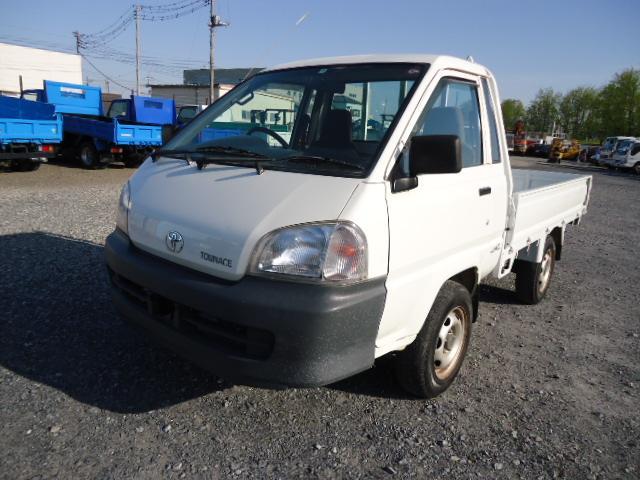 トヨタ タウンエーストラック 4WD平ロングエアコン付5速ガソリン