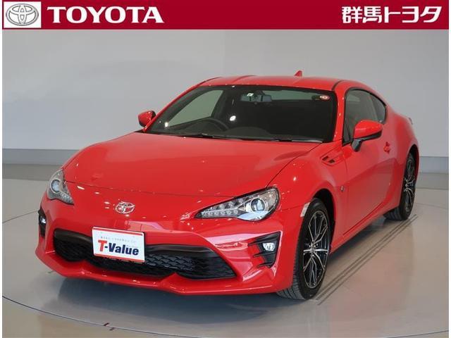 トヨタ GT 試乗車 ワンオーナー 禁煙車 純正メモリーナビ