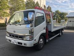 ダイナトラックUNIC5段クレーン セーフティローダー 積載車 ラジコン