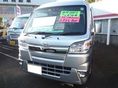 ハイゼットトラックジャンボSAIIIt 4WD 届け出済み未使用車 ナビTV