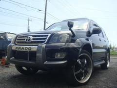 ランドクルーザープラドTXリミテッド ディーゼルターボ 4WD