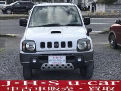 ジムニーXC 4WD 5MT キーレス 16AW CD MD ABS