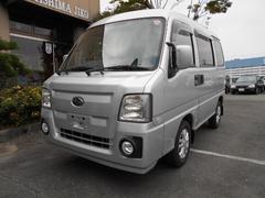 サンバーバンディアス 4WD キーレス リアヒーター CD