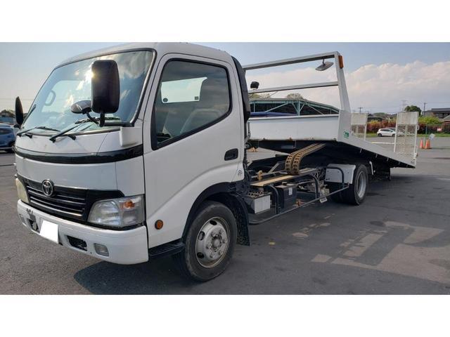 トヨタ キャリアカー積載車 最大積載量3000kg