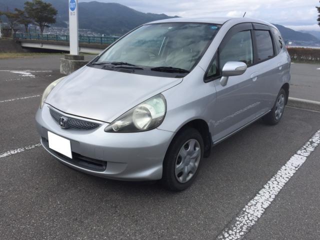 「ホンダ」「フィット」「コンパクトカー」「長野県」の中古車