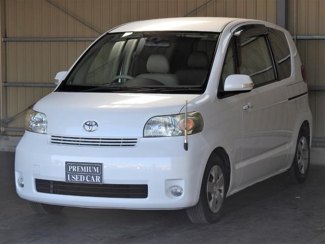 トヨタ 150r スマートドアロック/ナビ/フルセグ/DVD再生