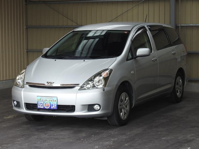 トヨタ X NEOエディション HID/CD/キーレス