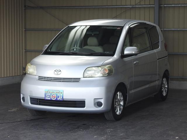 トヨタ 130i Cパッケージ キーレス/HDDナビ/Bカメラ/DVD再/MSV/AUX/ETC
