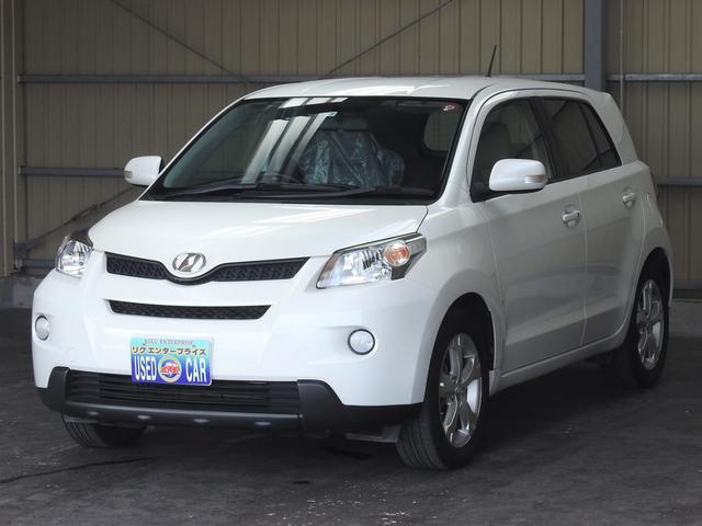 トヨタ イスト 150G スマートキー/ナビ/Bカメラ/TV/ETC/HID