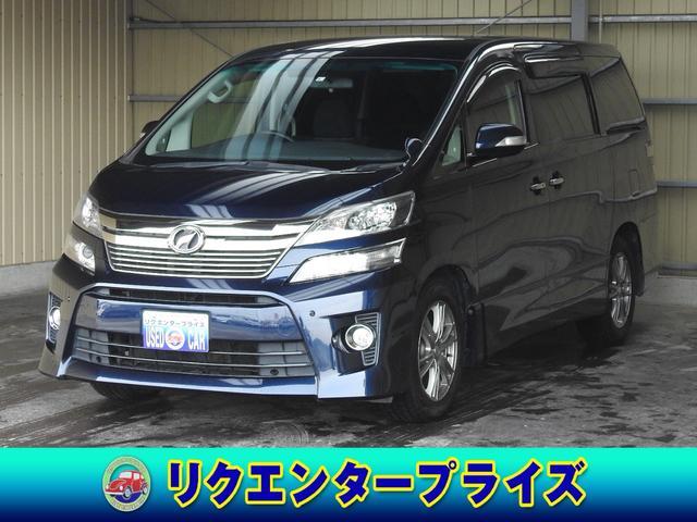 トヨタ 2.4Z スマートキー/ナビ/Bカメラ/フルセグ/DVD再/MSV/BT/ETC/HID/リアモニター