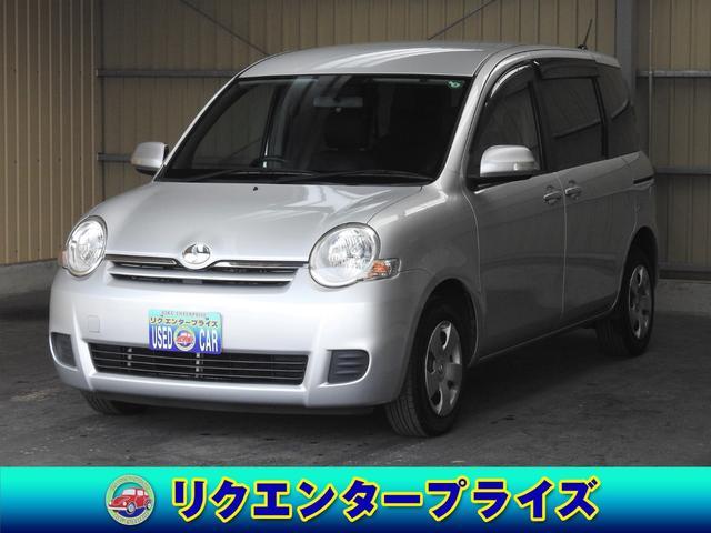 トヨタ シエンタ X Lパッケージ キーレス/左パワスラ/ナビ/ワンセグ/AUX/ETC