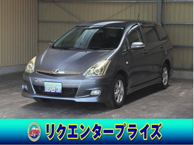 トヨタ X エアロスポーツパッケージ キーレス/DVDナビ/DVD再/CD/ETC/HID