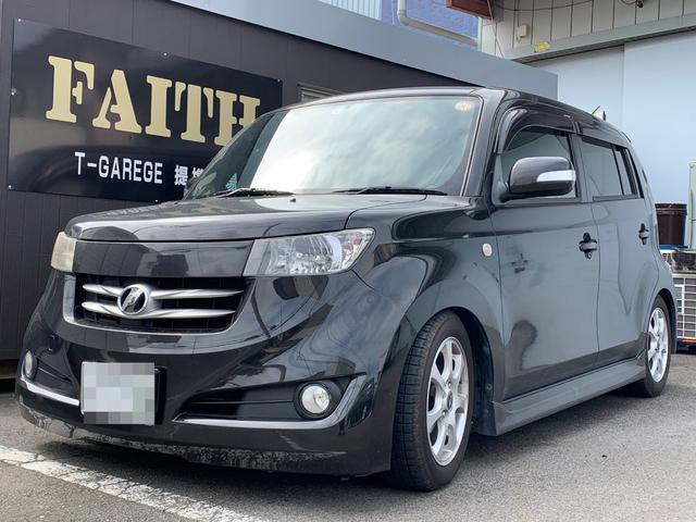トヨタ bB Z Qバージョン 車高調 HID クリアテール (なし)