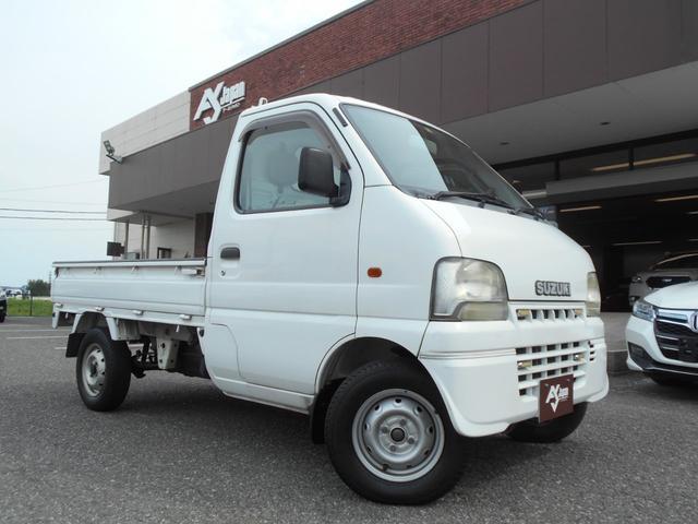 スズキ KU-軽自動車専門店-3方開5速MT