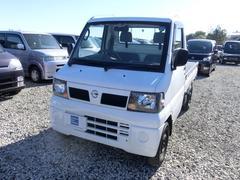 クリッパートラックDX 4WD パワステ 運転席エアバッグ付き 車検整備付