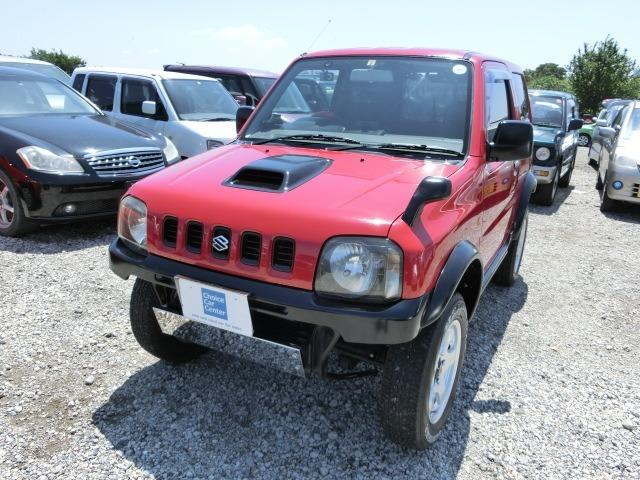 スズキ ジムニー XC ターボ 4WD キーレス DVD アルミホイール
