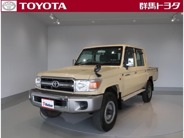 トヨタ ピックアップ 5MT 4WD
