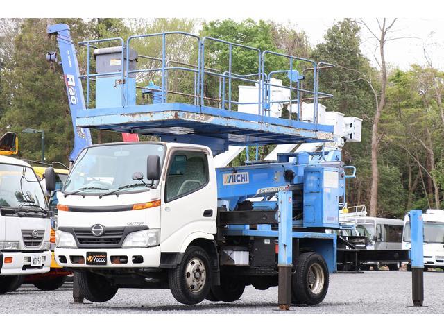 日野 高所作業車 アイチ スカイマスター TZ12A 高さ12m