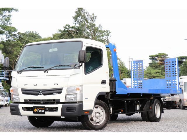 三菱ふそう 積載車 タダノ エスライド 積載3t ラジコン ウィンチ