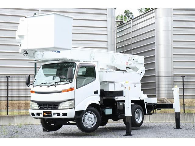 トヨタ アイチ 高所作業車 U594 14.6m 電工仕様