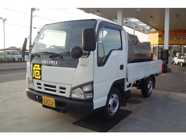 いすゞ 4WD AT タツノ1.35K タンクローリー タンク書類有