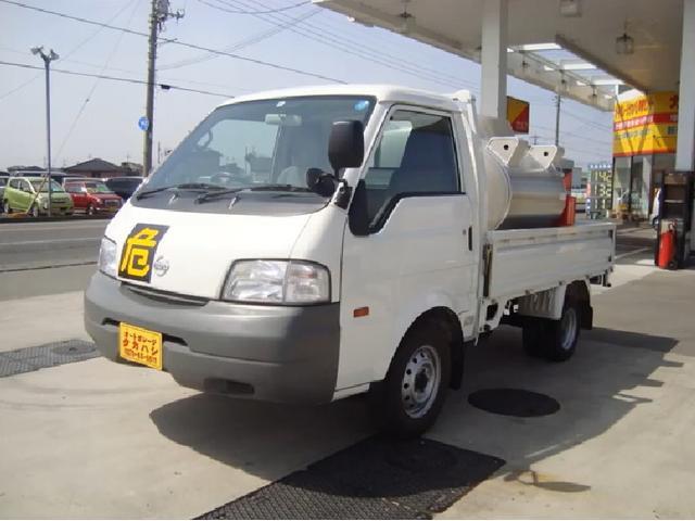 日産 4WD 新品タツノ950Lローリー プリセット 消防署類作成