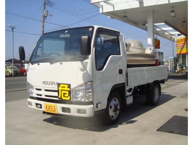 いすゞ 4WD 新品タツノ1.9Kローリー プリセット 消防署類作成