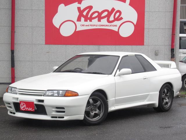 日産 GT-R HKS製車高調 HKS製エアクリ 柿本改マフラー