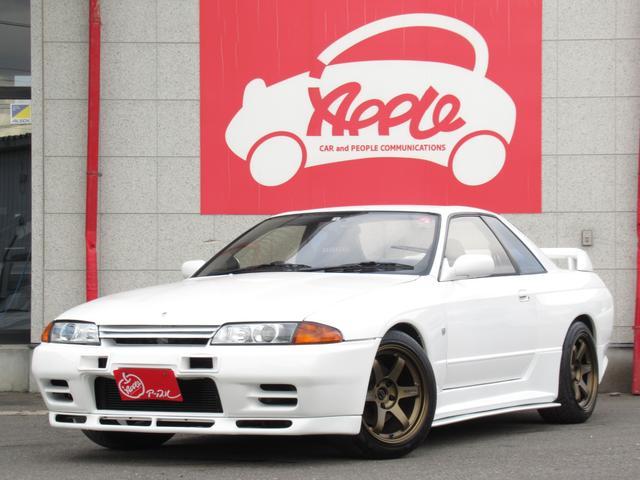 日産 GT-R 柿本改マフラー 社外エアロ レイズ製17AW