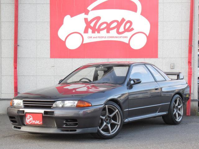 日産 GT-R 社外車高調 社外マフラー R34AW Tタイマー