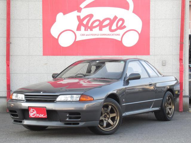日産 GT-R フルノーマル ガンM 社外AW