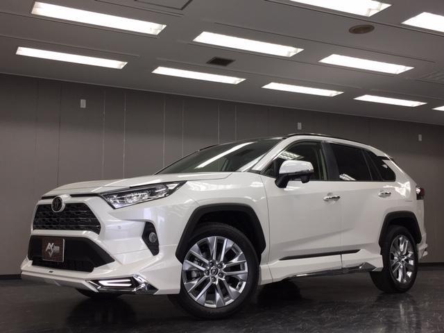 トヨタ G Zパッケージ 4WD 新車 モデリスタエアロ サンルーフ