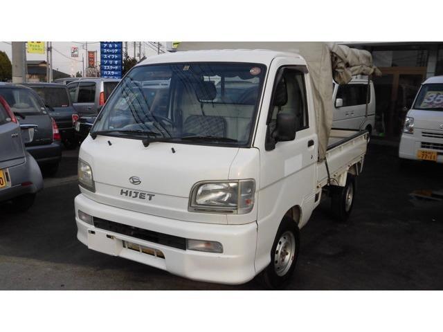 ダイハツ スペシャル 4WD 3方開 5速マニュアル パワステ