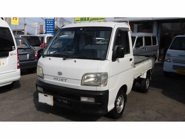 ダイハツ スペシャル 4WD 三方開 5速マニュアル エアコン