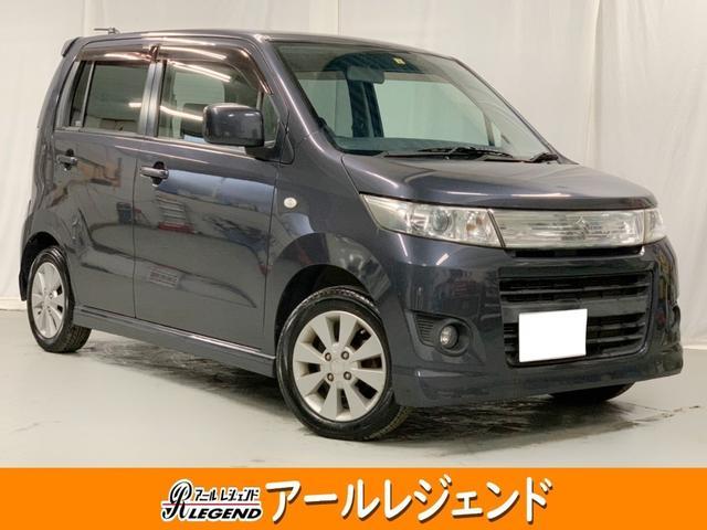 スズキ ワゴンRスティングレー X ナビ・TV/ETC/プッシュスタート