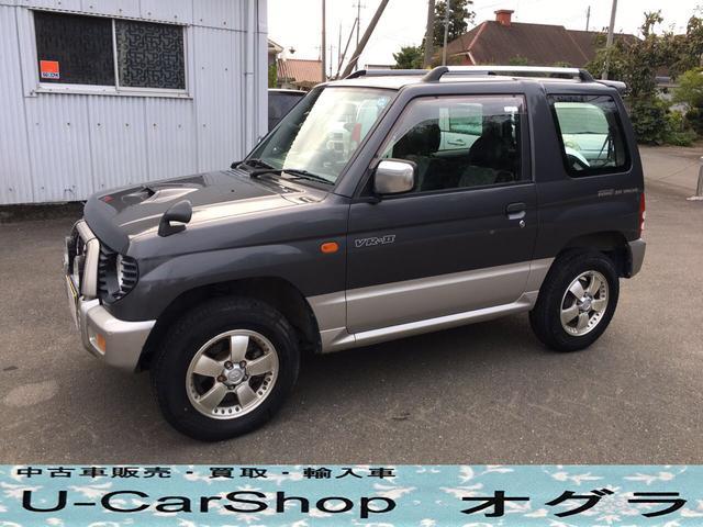 三菱 VR-II 4WD ターボ ETC ルーフレール AW