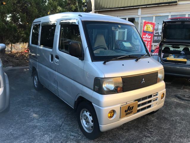 三菱 CD ハイルーフ 4WD 5MT
