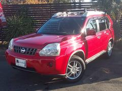 エクストレイル20X 4WD ワンオーナー ナビ ハイパールーフレール
